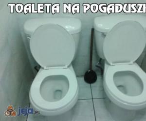 Toaleta na pogaduszki