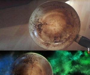 Nowa planeta w kuchni