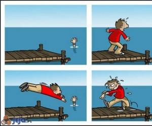 Na ratunek tonącemu