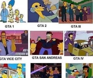 Grand Theft Simpson