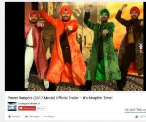 """Nowa część """"Power Rangers"""" zapowiada się świetnie!"""