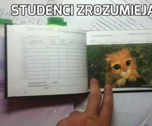Studenci zrozumieją