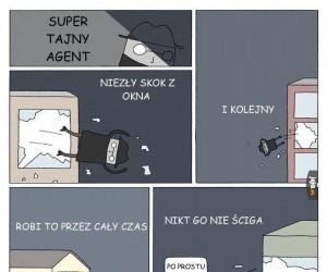 Super Tajny Agent