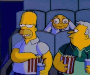 Kiedy w kinie ktoś głośno rozmawia