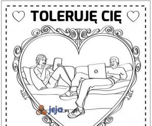 Toleruję Cię