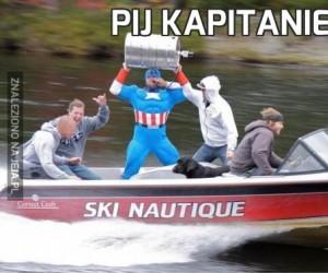 Pij kapitanie, pij!