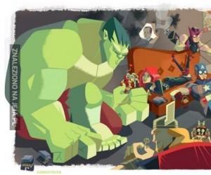 Avengers: Czas na przerwę