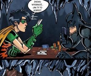 Oszustwa Batmana
