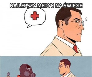 Najlepszy medyk na świecie