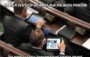 1,8 mln złotych za iPady dla polskich posłów
