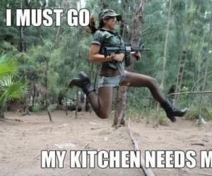 Kuchnia wzywa!