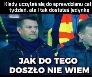Ja też nie wiem, Zenek