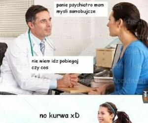 Pan lekarz to jednak specjalista