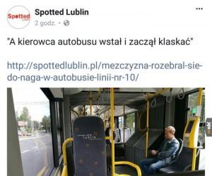 Kolejny typowy dzień w Lublinie