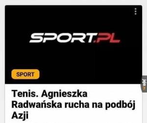 Agnieszka, no co Ty...
