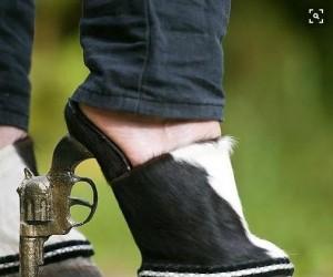 Wyjaśnij sens tego buta