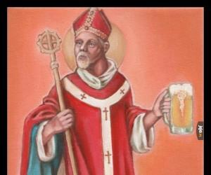 Św. Arnold z Soissons - piwny święty