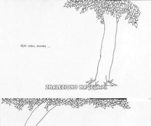 Historia o chłopcu i drzewie