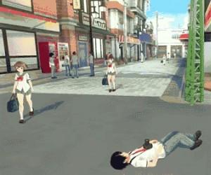 Ach, te japońskie gierki...