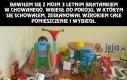 Zabawa w chowanego z 3 latkiem