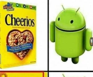 Cheerios to zło