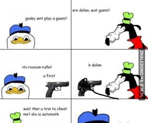 Gooby and Dolan