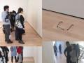 Ktoś położył okulary w muzeum...
