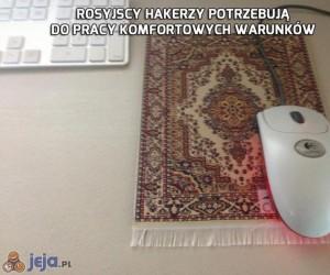 Tylko dla rosyjskich hakerów