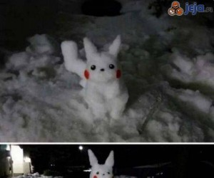 Co? Pikachu ewoluował!