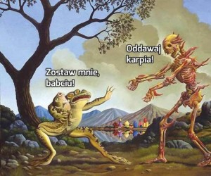 Walka o karpia