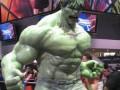 Mały smutny Hulk