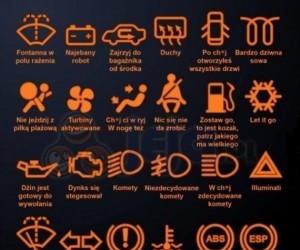 Oznaczenia samochodowe