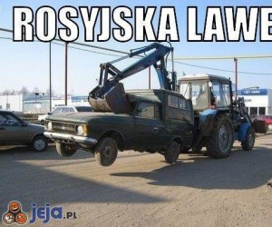 Rosyjska laweta
