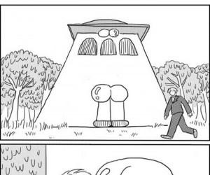 Komiks z serii: WTF?!
