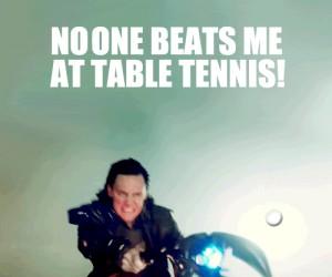 Mistrz tenisa stołowego