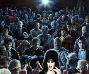 Popularne ikony horroru. Ile wymienisz?