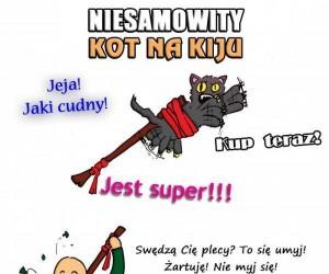 Rewolucyjny Kot na Kiju!