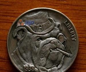 Niesamowite ręcznie robione monety