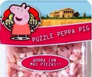 Puzzle z Peppy