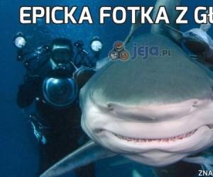 Epicka fotka z głębin