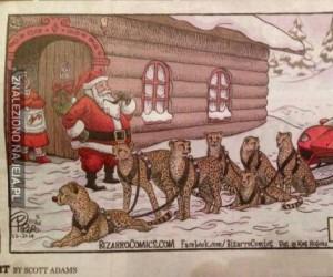 Mikołaj ma kryzys wieku średniego