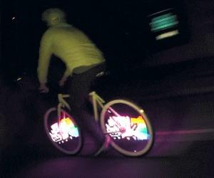 Nyanowy rower