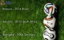 Oficjalne piłki Mistrzostw Świata