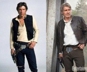 Han Solo kiedyś i dziś