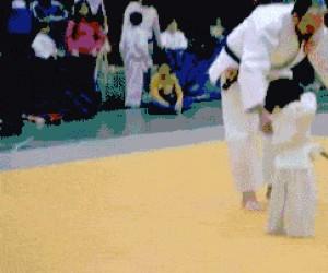 Mała liga judo