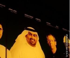 Tymczasem w Burj Khalifa