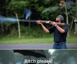 Obama vs Królowa Wielkiej Brytanii...