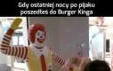 Ronald, przepraszam!