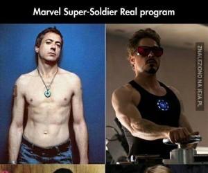 Program Super Żołnierza jest prawdziwy!
