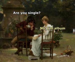 I'm album, sir